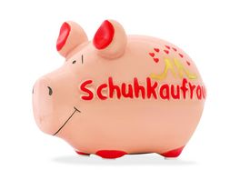 KCG Sparschwein Schuhkaufrausch