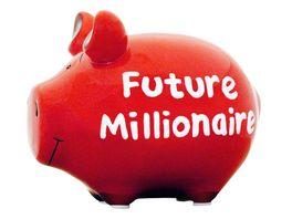KCG Sparschwein Future Millionaire