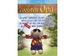 JOJO Pueppkes Cooler Opa
