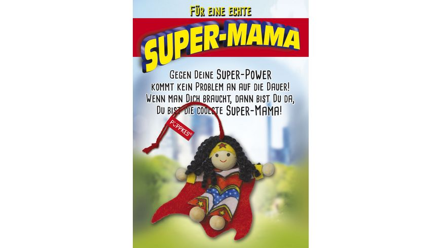 JOJO Pueppkes Super Mama