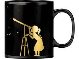 Kikkerland Tasse Stargazer Morph 325ml
