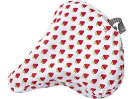 Klingeling Sattelbezug Strawberries