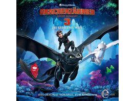 Drachenzaehmen Leicht Gemacht 3 Hoerspiel Kinofilm