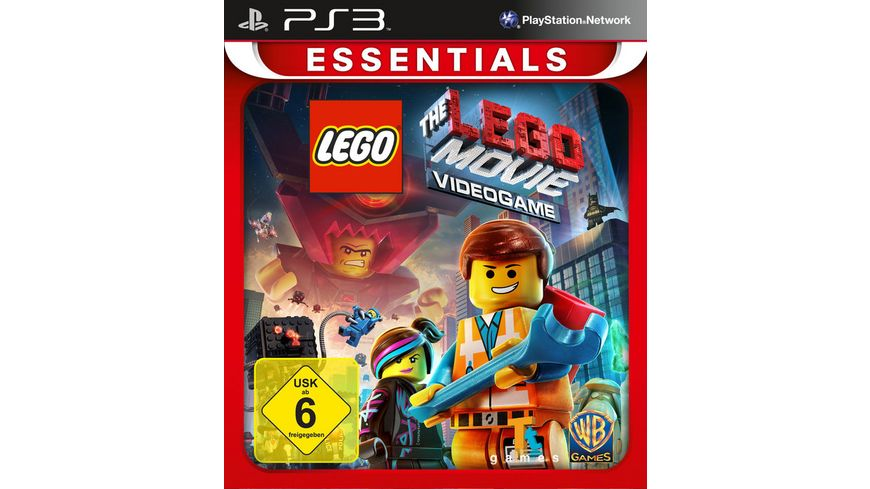 LEGO The LEGO Movie Videogame