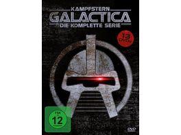 Kampfstern Galactica Superbox Keepcase 13 DVDs