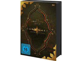 Sanctuary Die komplette Serie Keepcase 19 DVDs