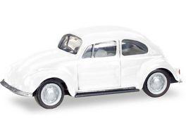 Herpa 013253 MiniKit VW Kaefer weiss