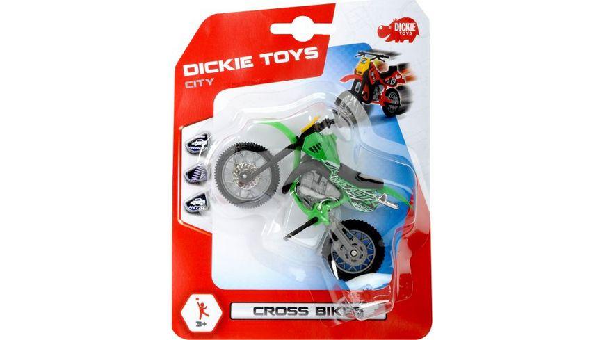 Dickie Blister Cross Bike 1 Stueck sortiert