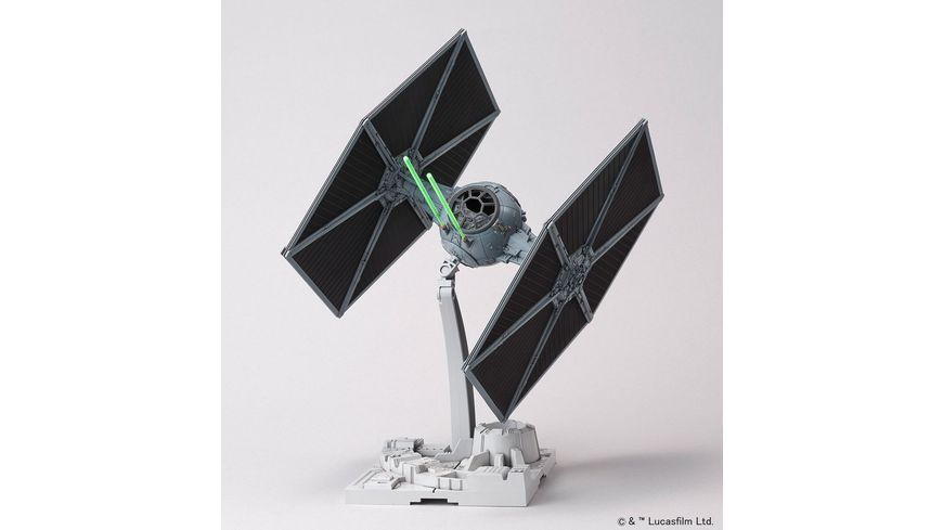 Revell 01201 TIE Fighter Bandai