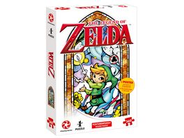 Winning Moves Puzzle Zelda Link Wind Waker 360 Teile