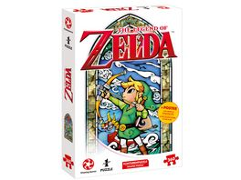 Winning Moves Puzzle Zelda Link Hero s Bow 360 Teile