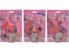 Simba Steffi Love Girls Glitter Lipgloss Set 1 Stueck sortiert