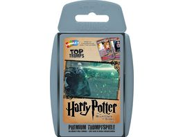 Winning Moves Top Trumps Harry Potter und die Heiligtuemer des Todes 2