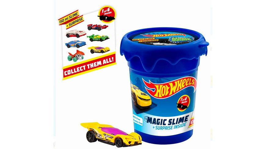 CRAZE Magic Slime Hot Wheels Sammelauto