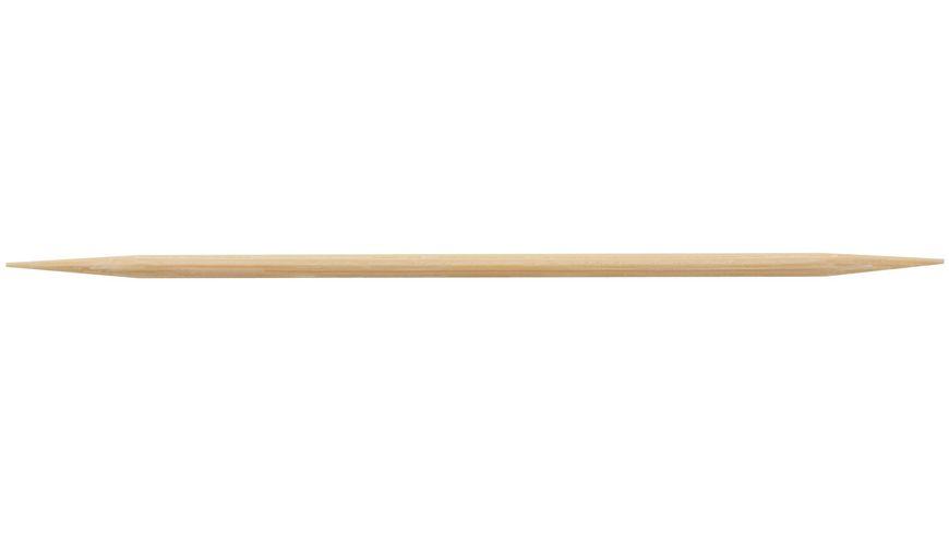 FACKELMANN Zahnstocher Bambus 6 8cm