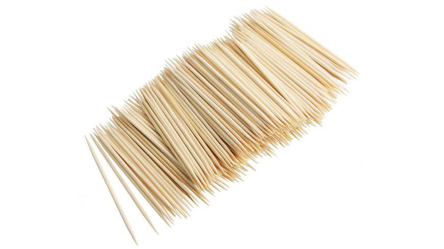 FACKELMANN Zahnstocher Bambus 6,8cm