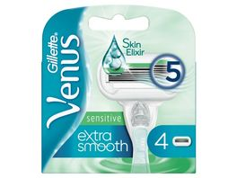 Gillette Venus Extra Smooth Sensitive Rasierklingen 4er