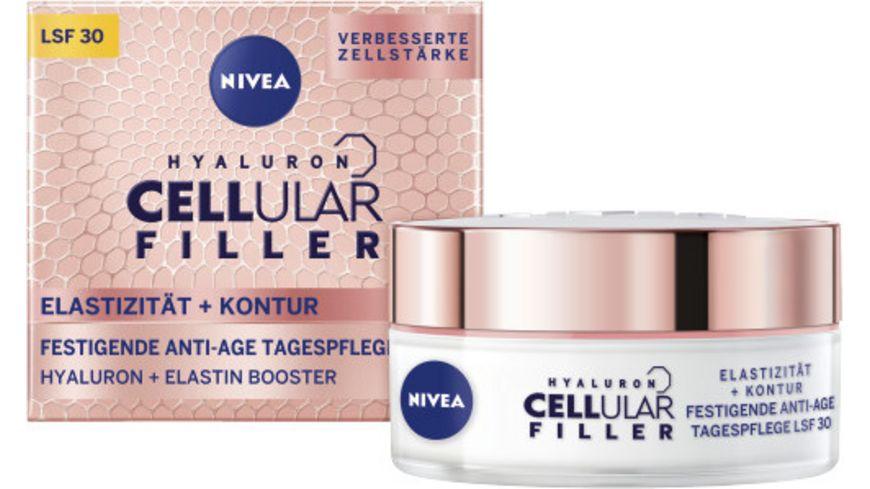 NIVEA Cellular Elastizitaet Kontur Tagespflege