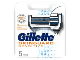Gillette SkinGuard Sensitive Rasierklingen 5er
