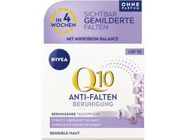 NIVEA Q10 Power Sensitive Tagespflege