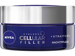 NIVEA Cellular Anti Age Zellerneuernde Nachtpflege