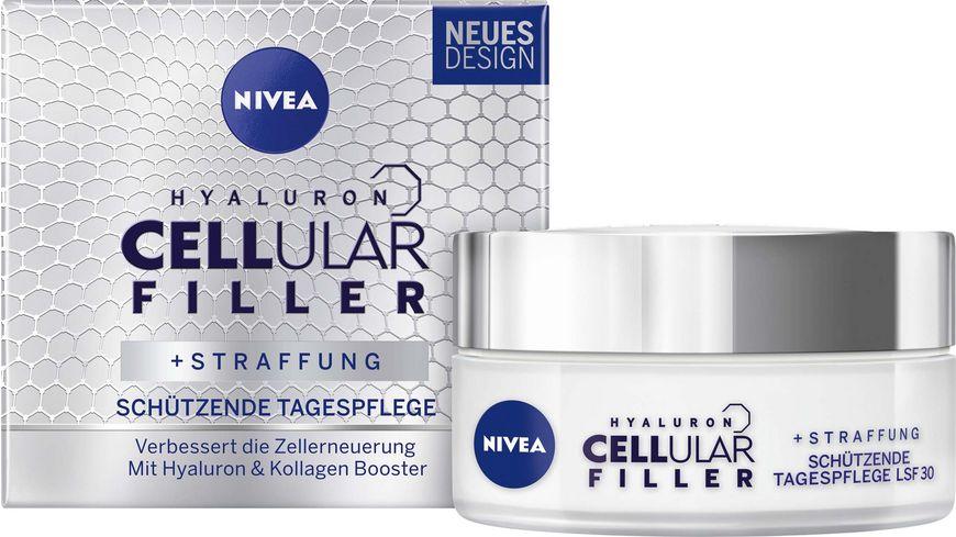 NIVEA Cellular Anti Age Schuetzende Tagespflege LSF30