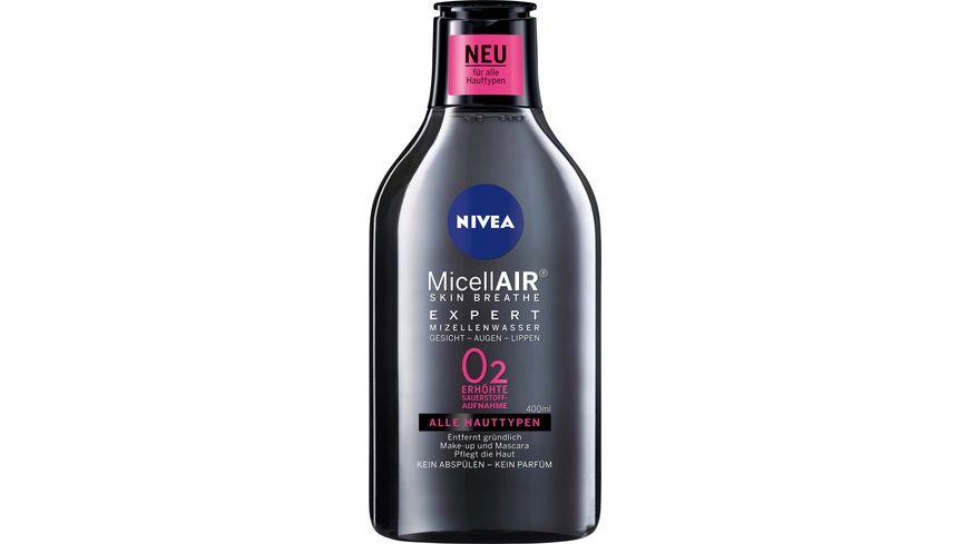 NIVEA MicellAIR Mizellenwasser Expert