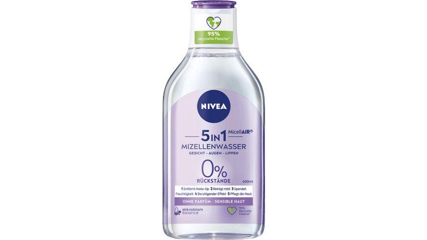 NIVEA MicellAIR Mizellenwasser Sensitive Haut
