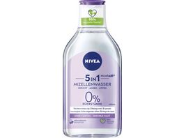 NIVEA MicellAIR Mizellenwasser Sensitive Haut