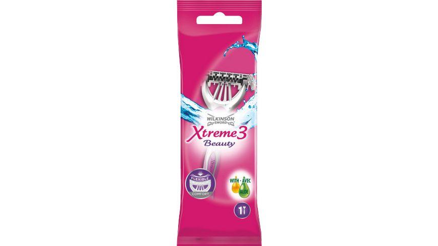 WILKINSON Sword Xtreme 3 Beauty Einwegrasierer 1 St