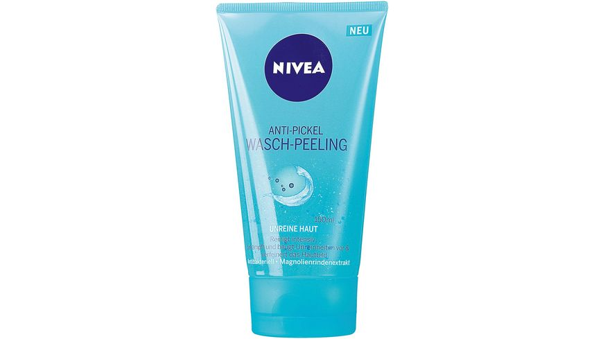 NIVEA Anti Pickel Wasch Peeling