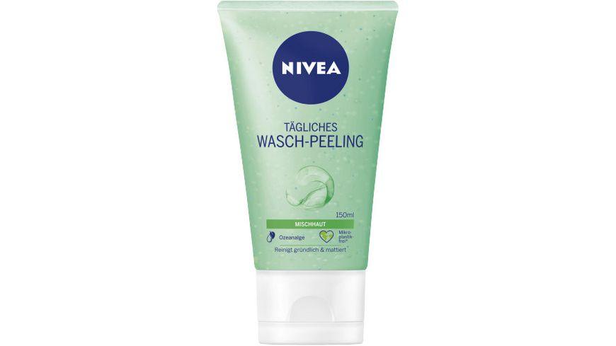 NIVEA Taegliches Wasch Peeling