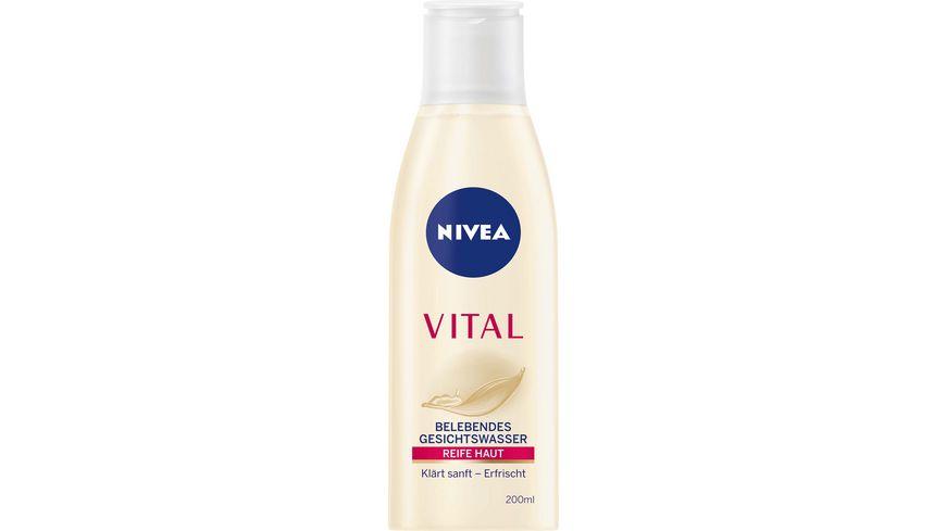 NIVEA Vital Belebendes Gesichtswasser