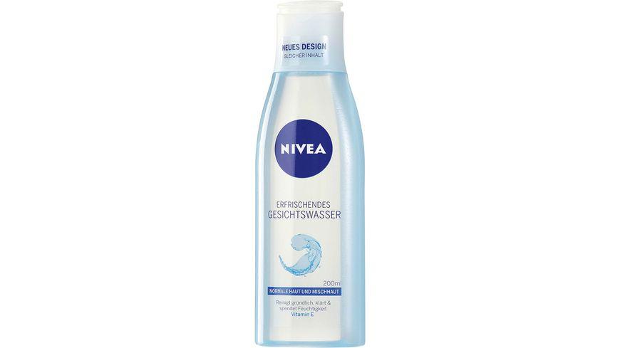 NIVEA Erfrischendes Gesichtswasser