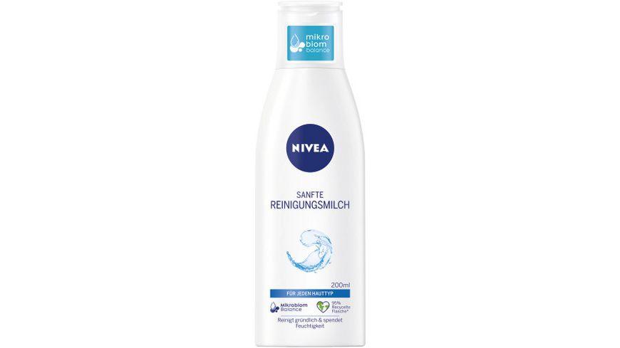 NIVEA Sanfte Reinigungsmilch