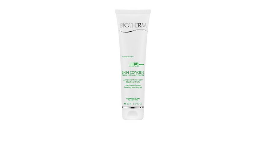 BIOTHERM Skin Oxygen Deep Cleanser