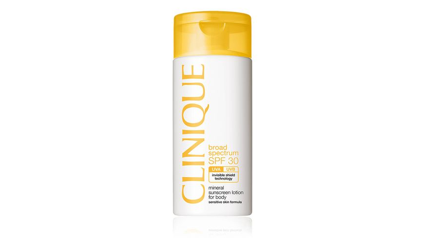 Clinique SPF30 Mineral Sunscreen Lotion For Body