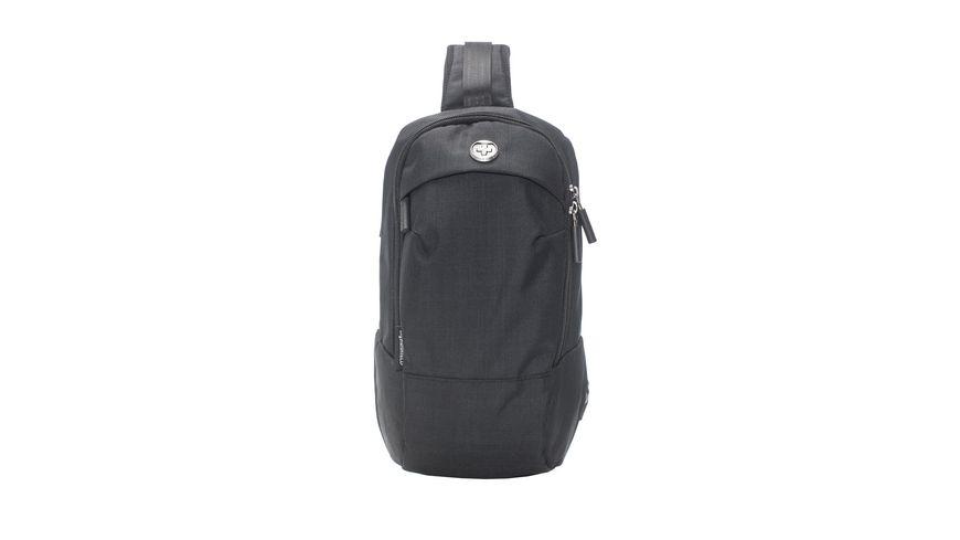 SWISSDIGITAL Body Bag schwarz