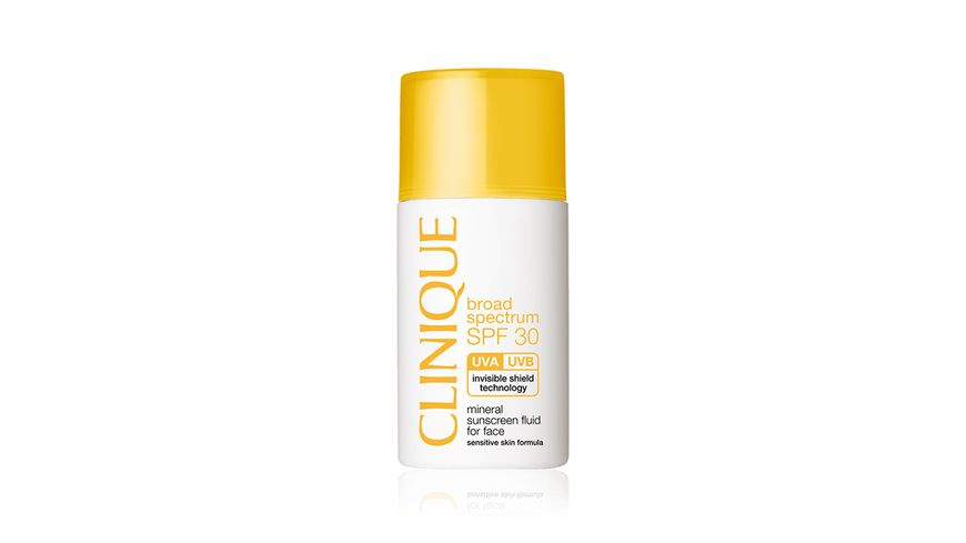 Clinique SPF30 Mineral Fluid For Face