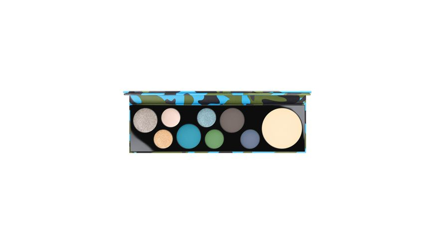 MAC Eyeshadow Palette Rockin Rebel