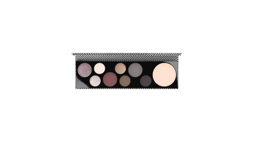 MAC Eyeshadow Palette Basic Bitch