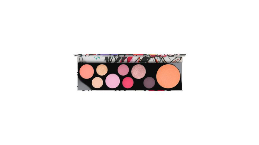 MAC Eyeshadow Palette Fashion Fanatic