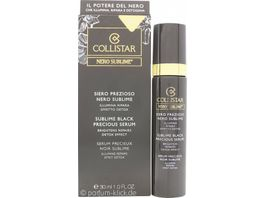 COLLISTAR Sublime Black Precious Serum