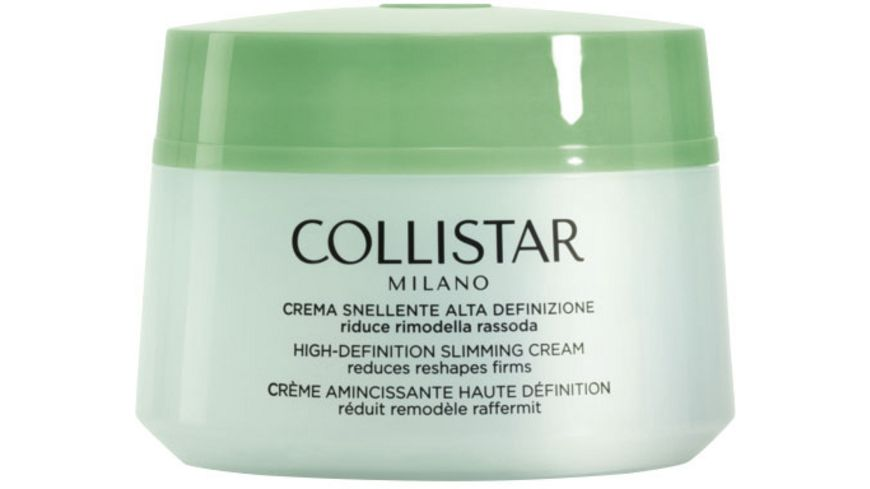 COLLISTAR High Definition Shaping Cream