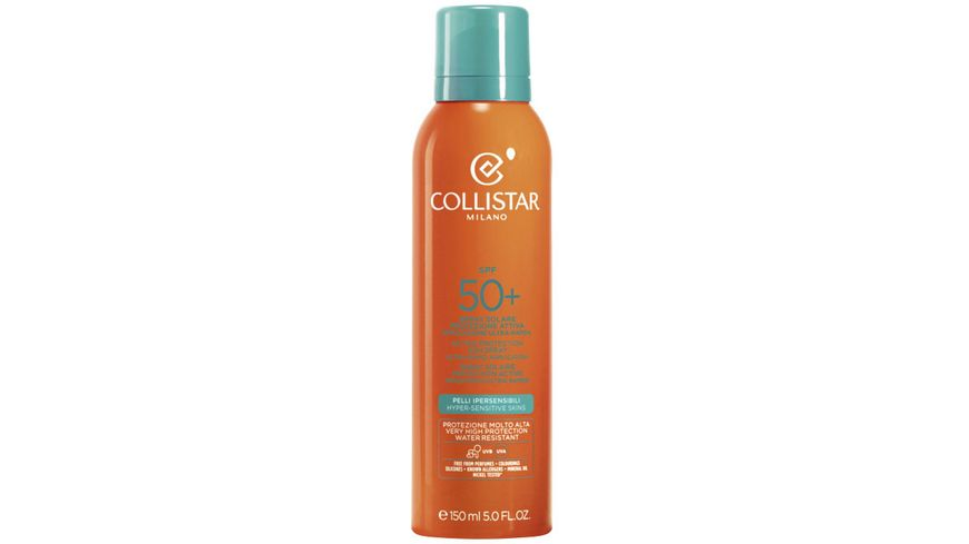 COLLISTAR Active Protection Sun Spray LSF 50