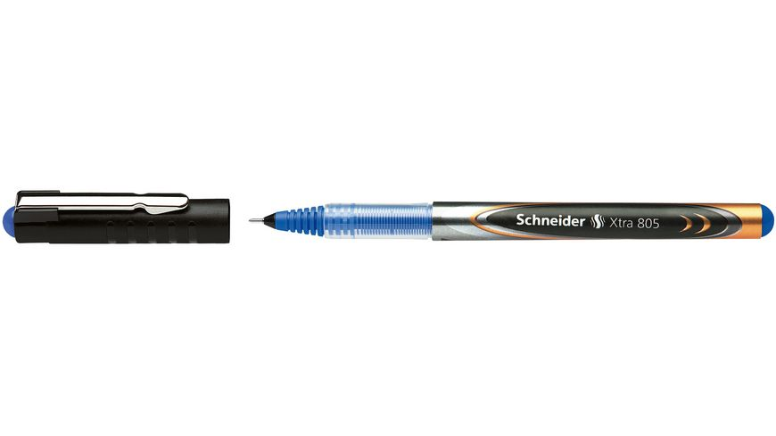 Schneider Rollerball 805 Xtra Needlepoint blau