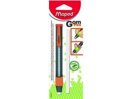 Maped GOM pen Radierstift mit Ersatzradierer