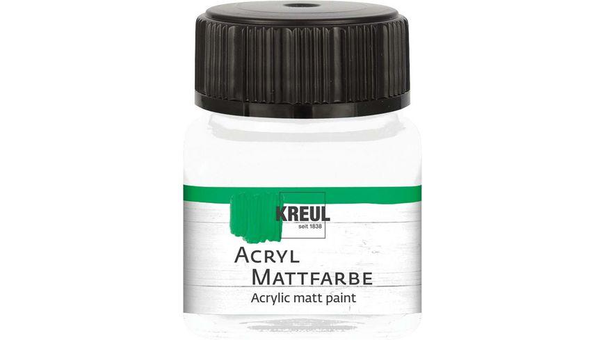 KREUL Acryl Mattfarbe 20ml