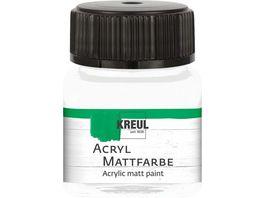 KREUL Acryl Mattfarbe 20 ml