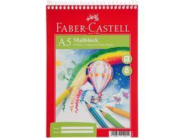 FABER CASTELL Malblock A5 60 Blatt